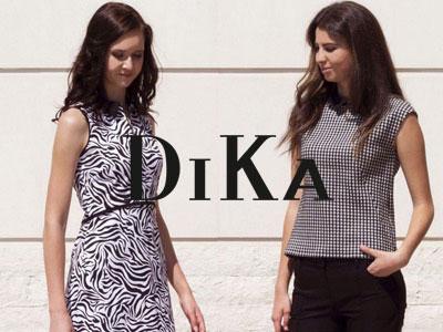 DiKa - онлайн магазин на най-известната българска модна марка