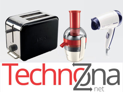 TechnoZona - онлайн магазин за бяла и черна техника