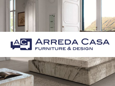 Arreda Casa - бутикови мебели, каталог