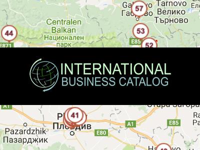 IBC - уеб каталог с фирми
